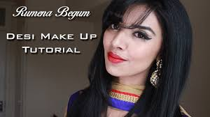get ready with rumena indian bollywood make up tutorial 2016 08 13