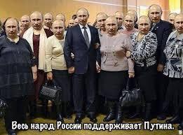 """""""Я хочу, чтобы этот ангел был Путин Владимир Владимирович"""" - Цензор.НЕТ 3023"""