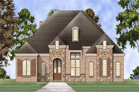 Southern   Country Home   Bdrms  Sq Ft   Floor Plan          House Plan