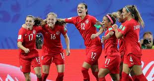 Watch <b>Canada's</b> Jessie Fleming <b>poke</b> home the goal vs. New Zealand