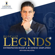LEGNDS - Entrepreneurship & Business SIMPLIFIED