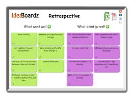 IdeaBoardz - Brainstorm, Retrospect, Collaborate