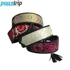 <b>Dog</b> Collar <b>Strong</b> Pu Leather Pet Puppy Neck Strap Quality Band ...