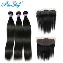 <b>Ali Sky Hair</b> with Bundles