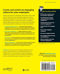 employee engagement for dummies bob kelleher  employee engagement for dummies bob kelleher 9781118725795 com books
