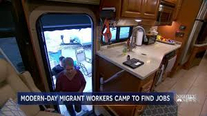 the holiday season is bringing high demand for work campers the holiday season is bringing high demand for work campers nbc news