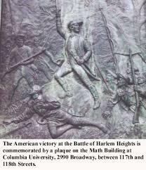 「Battle of Harlem Heights」の画像検索結果