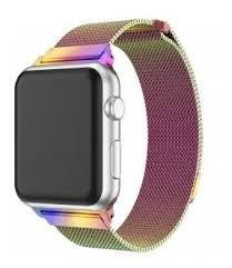 Купить <b>EVA Ремешок Milanese Loop</b> Stainless Steel для Apple ...