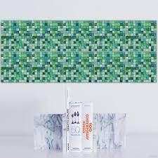Imitation Marble <b>PVC Waterproof</b> Wallpaper Kitchen Bathroom ...