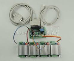 <b>CNC Router 4</b> Axis Kit,TB6600 <b>4</b> Axis <b>mach3</b> Stepper Motor Driver ...