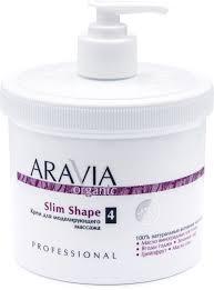 ARAVIA Organic <b>Крем</b> для моделирующего массажа Slim <b>Shape</b> ...