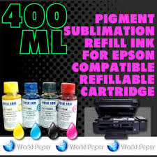 Сублимационный принтер чернила, тонер и бумага | eBay