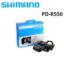 Aliexpress.com : Buy <b>SHIMANO PD R550 Self Locking</b> SPD Pedals ...
