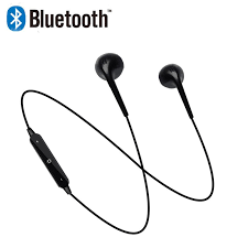 <b>S6 Sport Neckband</b> Wireless Headphone Bluetooth Earphone ...
