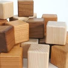 <b>Wooden Blocks wooden toy</b> baby <b>blocks</b> organic by littlesaplingtoys ...