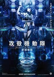 Ghost in the Shell: La nueva película (2015)