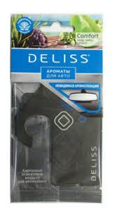 """<b>Подвесное ароматическое саше</b> для автомобиля Deliss """"Comfort ..."""