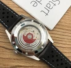 Швейцарские Механические Наручные <b>Часы Oris 734</b>-<b>7751</b>-<b>41</b> ...