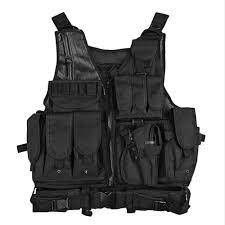 <b>Men Military Tactical</b> Vest Camouflage Vest Body Armor Molle ...