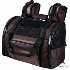 Сумка-<b>рюкзак</b> для животных до 8кг <b>Trixie Shiva</b> с курьерской ...