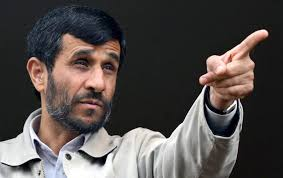 Mahmoud Ahmadinejad, leader of Iran, says Paul the Pscyhic Octopus is a symbol of all that is wrong with the western world. Oi, you leave Paul alone! - Mahmoud-Ahmadinejad