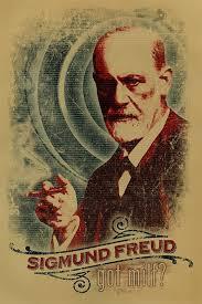 sigmund freud  kraft paper and poster on pinterestsigmund freud poster   x   kraft paper  by unclegertrudes