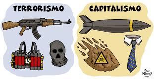 Resultado de imagem para charges- terrorismo