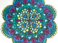 500+ <b>Mandala art</b> ideas in 2020 | <b>mandala art</b>, <b>mandala</b>, <b>art</b>