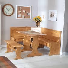 linon chelsea breakfast corner nook dining table at hayneedle best breakfast nook kitchen table breakfast nook furniture ideas