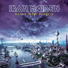 "<b>Iron Maiden's</b> Prog-Soaked ""<b>Brave</b> New World"" Still Invincible 20 ..."
