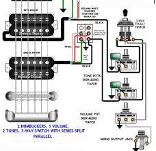 strat dual humbucker wiring diagram two humbucker wiring diagram wiring diagram and schematic design mod garage a flexible dual humbucker wiring