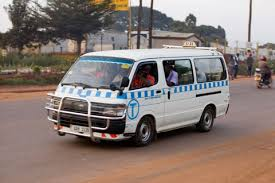 Image result for taxis in kampala uganda