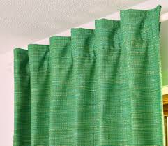 Hidden Tab Curtains Back Tab Curtains How To Make
