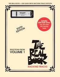 The <b>Real</b> Book – Volume I – Sixth Edition - <b>USB Flash Drive</b> Play ...