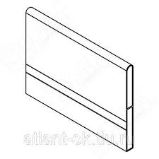 <b>TRIOMAX поперечный разделитель</b> для ящика 450 мм, <b>серый</b> ...
