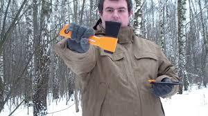Обзор <b>набора</b> инструментов <b>Fiskars</b>. <b>Fiskars</b> X5 + пила SW73 + нож.