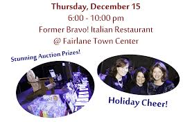 holiday gala auction presented and hosted by fairlane town center the dearborn area chamber is excited to end our record breaking signature event year one of our area s most premier holiday events of the season
