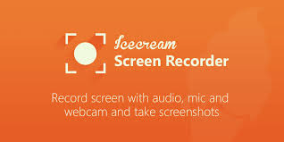 Screen Recorder: Record Screen for Free - <b>Icecream</b> Apps