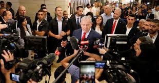 After Netanyahu fails to form government, Israel to hold new election ...