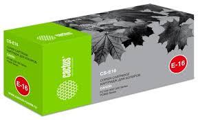 <b>Картридж cactus CS-E16</b>, совместимый — купить по выгодной ...