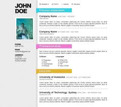 resume template templates html email newsletter 93 amusing resume builder template