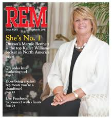 ottawa condo coach marnie bennett in the news rem magazine featured marnie bennett as the cover story for their publication click on the images below to the insightful article published in the