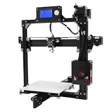 Anet A2 <b>3D</b> Printing DIY <b>Aluminum</b> Metal <b>3D</b> Three-Dimensional ...