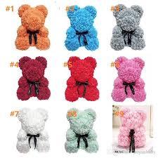 Купить Оптом 25см Мыло Пена Медведь Из <b>Роз Мишка</b> Тедди ...