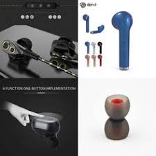 <b>10 pcs</b>.ANJIRUI <b>18mm</b> Black <b>Soft</b> Foam Earbud Headphone Ear ...