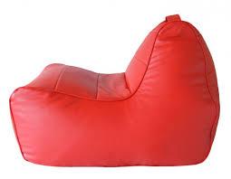 Бескаркасное <b>кресло Папа</b>-<b>Пуф</b> «<b>Modern</b> Lounge Red