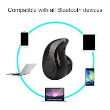 RawMax Mini <b>S530 Wireless</b> Kaju Stereo-<b>Bluetooth</b> 4.1 <b>Headset</b> ...