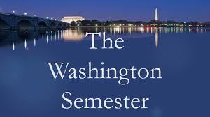 the washington semester institute for public affairs college of the washington semester