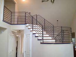 Custom Stair Railing Custom Interior Stair Railing By Metal Fabrication And Sales Of