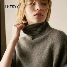 <b>LHZSYY Autumn</b> New Women' <b>Cashmere Sweater</b> Loose Large ...